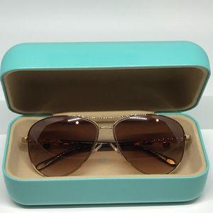 Tiffany & Co. Pilot Sunglasses